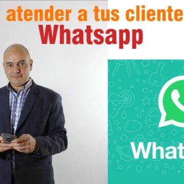 Cómo trabajar con Whatsapp