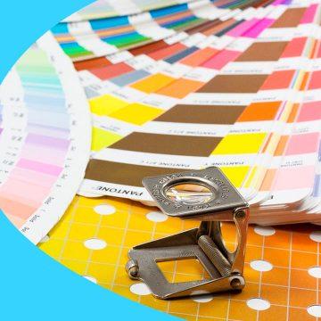 Cómo enviar trabajos de diseño gráfico a imprenta